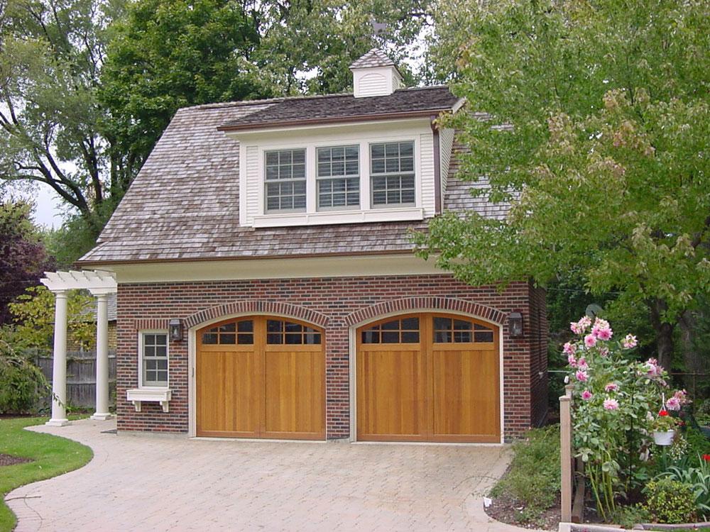 free standing garage