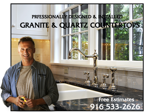 Granite Countertop Remodeling