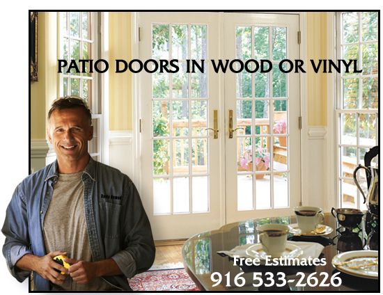 Patio Door Remodeling