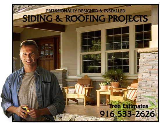 Roof & Siding Remodeling