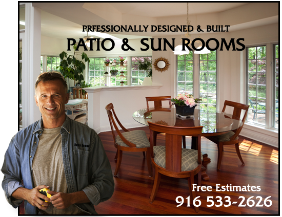 Patio Room Remodeling